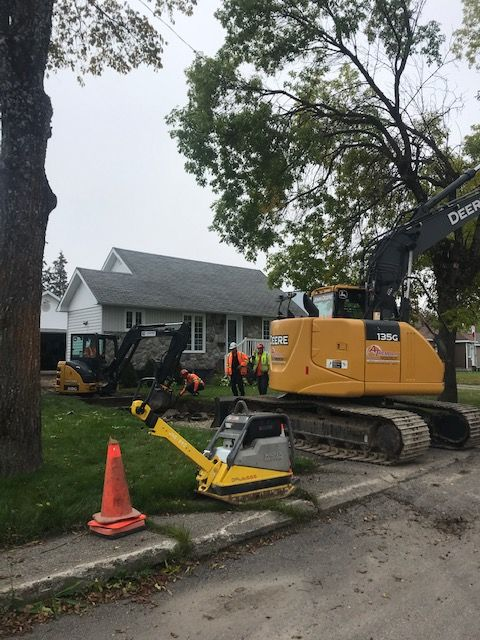 tremblay-contracting-101-driveway reconstruction